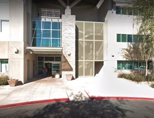 Serenity Mental Health in Desert Ridge, Arizona